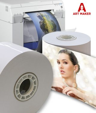 SureLab Dry Minilab Rola hartie foto Premium High Glossy