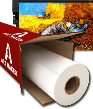 rola canvas poliester mat solvent Art Maker