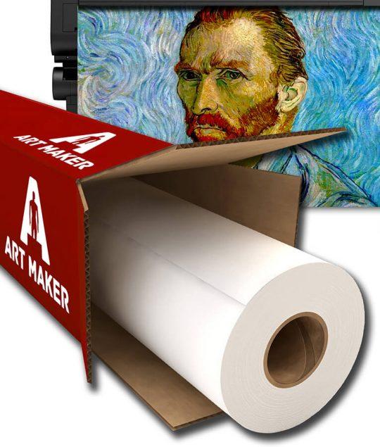 rola canvas bumbac solvent