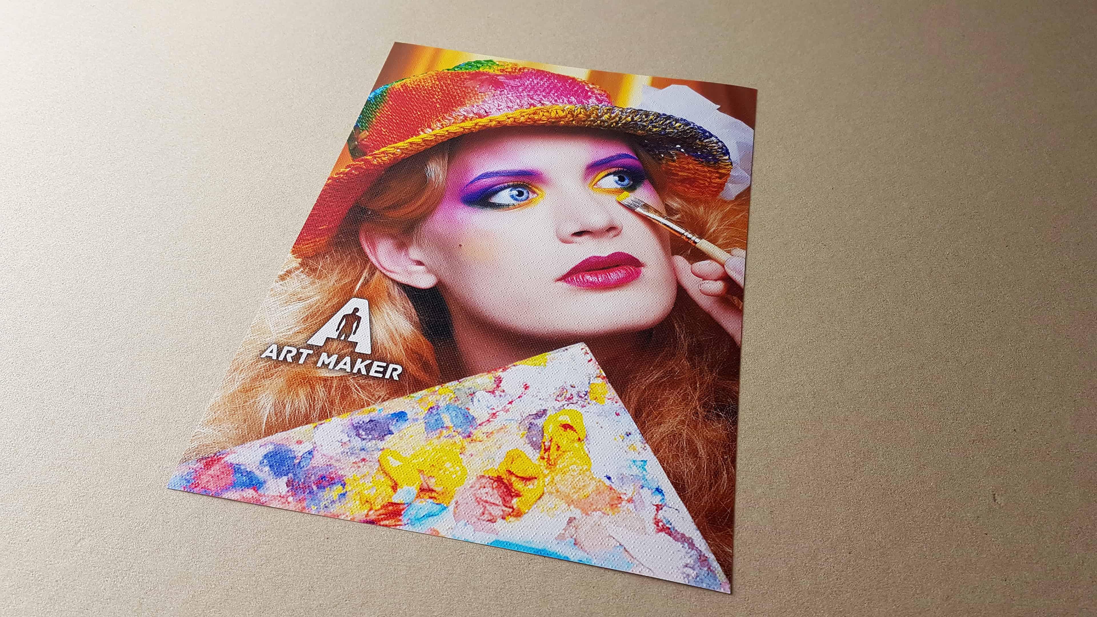 Hartie Foto Textura Canvas